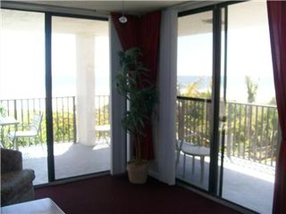 Cape Canaveral condo photo - Corner Unit with Wrap-Around Balcony