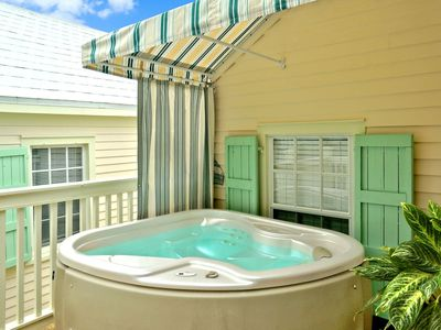 Hot Tub on Deck - Private Hot Tub