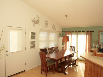 Lots of Room in the Dining Area – a Family Dinner or Entertain Some Friends...
