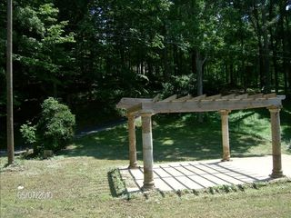 Fairburn estate photo - Pergola down by the river for entertaining