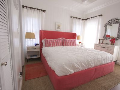 Dunmore Town house rental - Master Bedroom