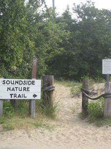 Explore 500 acres of beautiful coastal and nature trails just down our street!
