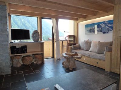 Superb apartment for 6/7 people in Argentiere