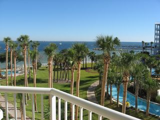 Fort Walton Beach condo photo - View of bay