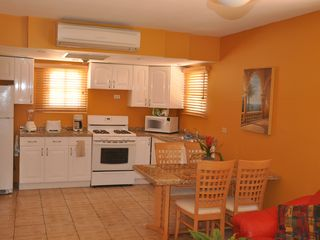 Aruba condo photo - Kitchen and Dinning Area