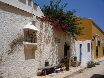 Enjoy a day on the rustic Isla Tabarca
