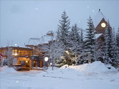 Luxury Private Club Intrawest in Upper Village only steps to the ski lift system