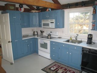 Truro house photo - Kitchen