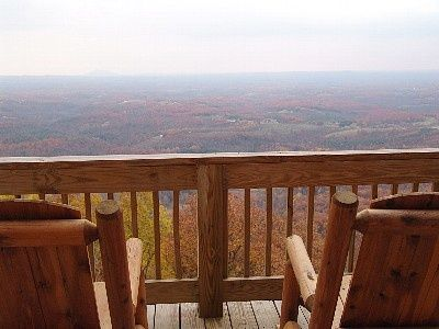 Breathtaking Views of the Piedmont From Both Decks Year Round!