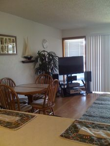 Lake Ozark condo rental - Living room 231A