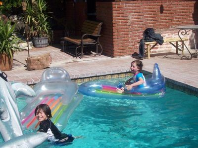 What's more fun than having your own pool?