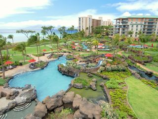 Lahaina condo photo - Honua Kai Resort Toddler Pool Water Slide and Lazy River Pool
