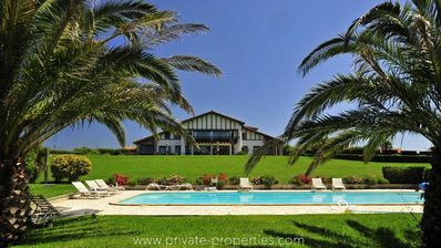 Vacation Rentals in Saint-Jean-de-Luz, France presented by Private Properties.