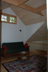 Eastbrook cottage photo - Loft sitting area
