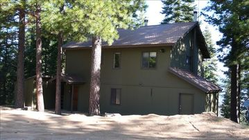 Oakhurst house rental - Mountain View Home in summer