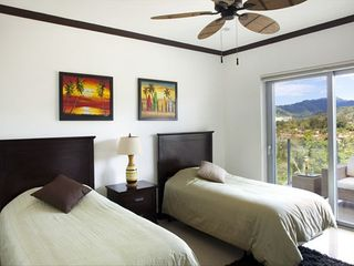 Jaco condo photo - Third bedroom with terrace and private bathroom