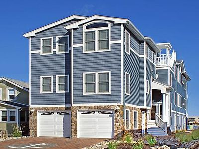 New Bay Front - Elevator, 6 bed 9 bath , - HomeAway Ship Bottom