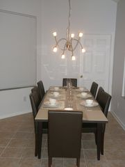 Windsor Palms house photo - Dining room area for that fun family dinner