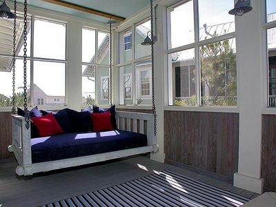 2nd Floor Sleeping Porch