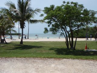 Tavernier mobile home photo - Public Beach at Founder's Park in Islamorada, 5 mins. drive from unit
