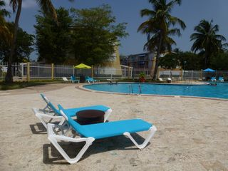 Dorado villa photo - The Villas pool facilities include a children's pool as well.