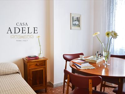 Casa Adele, lovely apartment in Pigneto district, near Termini and San Giovanni