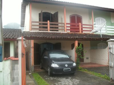Townhouse at 200 mts from the beach (Sape-Maranduba)