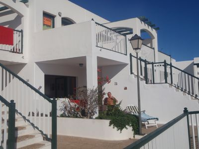 Puerto del Carmen apartment rental - The terrace