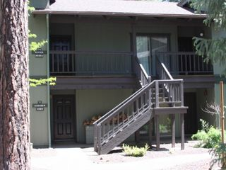 Pinetop condo photo - Upper Unit