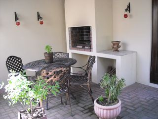 Milnerton condo photo - Braai / barbecue area outside undercover