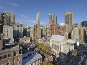Murray Hill neighborhood looking to Empire State Building