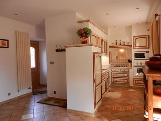 Perros-Guirec cottage photo - Kitchen area