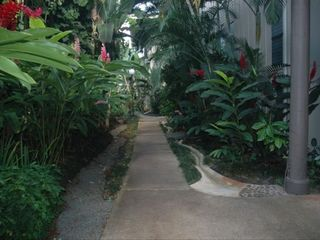 Kapaa condo photo - Path to your room