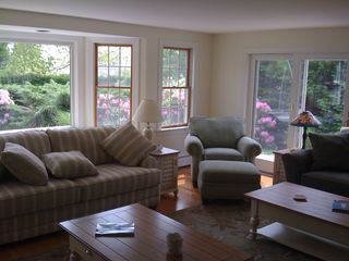 Chatham house photo - Across Family Room