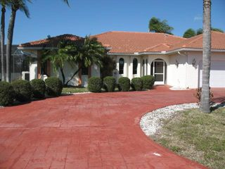 Cape Coral house photo - Front of house