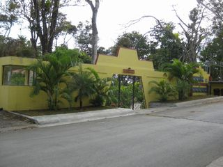 Manuel Antonio villa photo - Chaman front entrance