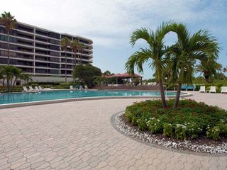 Lido Key condo photo - Community Pool
