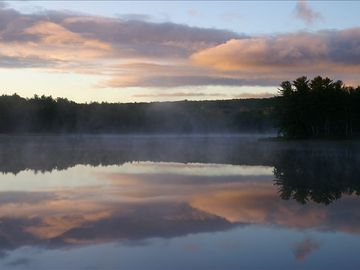 Gaylord cottage rental - Spectacular Morning View
