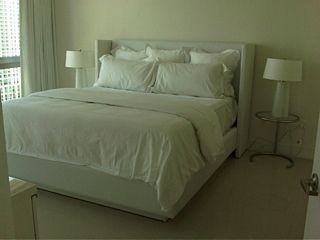 Brickell apartment photo - Master Bed 1