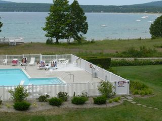 Petoskey condo photo - View from deck