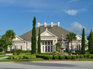 Villas at Seven Dwarfs Lane townhome photo - Beautiful Resort Clubhouse. 5 Miles to Disney