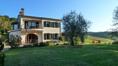 'Una parte di paradiso' - Country house with pool in a beautiful location