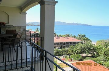 Playa Flamingo condo rental - The view of the Flamingo Pacific Coastline!!