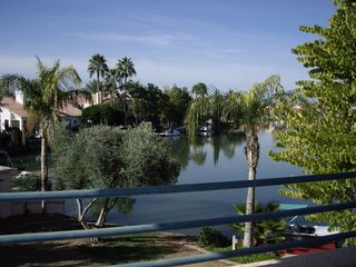 Lakeviews from upstair patio - Gilbert house vacation rental photo