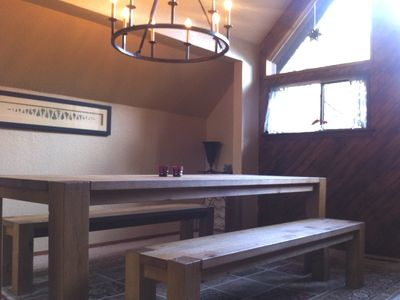 Incline Village cabin rental - Dana Ct., Lake Tahoe-Dining Room