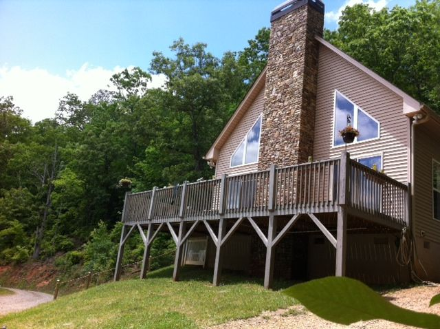 New 2006 Scenic Mountain Home 35 Acres On Mirror Lake Ranch