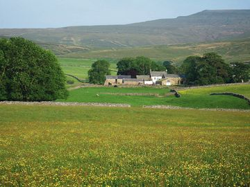 Nestled under Wild Boar Fell, Cumbria