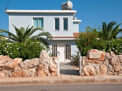 Sea Caves villa rental - Amalhtia Villa Niovi 3bedroom