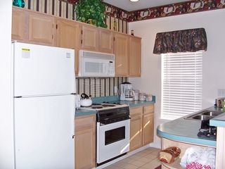 Sunset Beach villa photo - Kitchen in main unit
