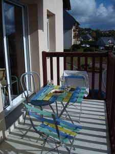 Accommodation near the beach, 37 square meters, , Cabourg, France